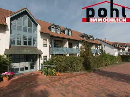 Gepflegte 2-Zimmer Wohnung im Kurgebiet, mit Balkon und Tiefgarage, frei ab sofort!!!