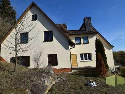 Stadtnahes Wohnen im Ein-/Zweifamilienhaus in sonniger Lage, für Großfamilie oder Kapitalanleger