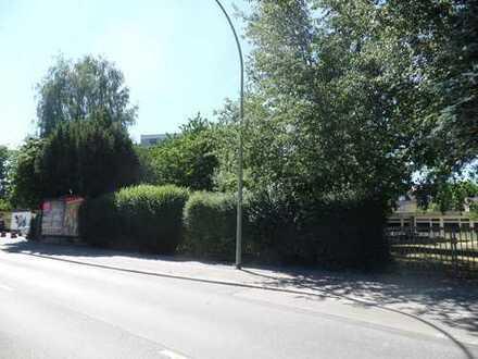 Grundstück an Bremerhavens Hauptverkehrsachse