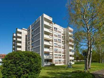 3,5-Zimmer-Wohnung in gepflegter Wohnanlage in Radolfzell am Bodensee