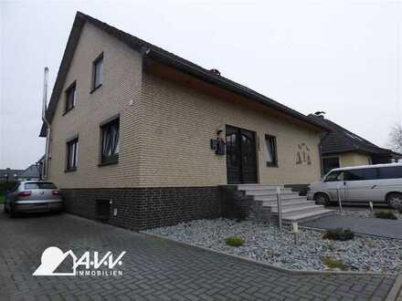 * gepflegtes Einfamilienhaus mit Einliegerwohnung + Sauna* im Zentrum von Loxstedt