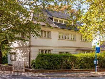 Herrschaftliche Villa mit Sonnen-Garten in Bestlage von Elberfeld