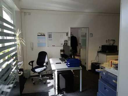 Kleine abgeschlossene Büroeinheit zentral am U-Turm gelegen