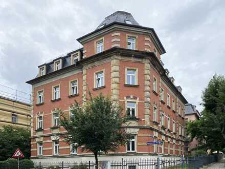 Kapitalanlage: 2 Zimmer-Wohnung in denkmalgeschützten Gebäude mit Klinkerfassade