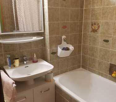 1-Zimmer-Wohnung mit Einbauküche+Bad