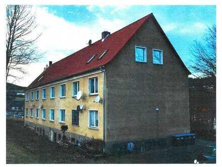Schöne, vollständig renovierte 2-Zimmer-Wohnung zur Miete in Saalfeld/Saale