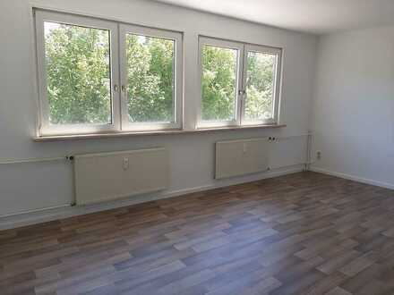 Schöne große Dachgeschosswohnung mit Einbauküche :-)