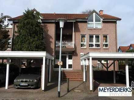 Kreyenbrück - Paula-Modersohn-Becker-Str.: schöne 3-Zimmer-Wohnung über mehrere Ebenen