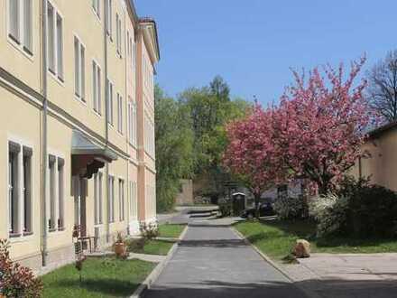 Hochwertig sanierte Maisonette-Whg mit viel Platz auf 3 Etagen und eigenem Garten in Radeberg