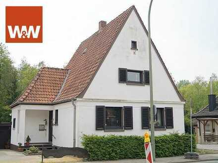 Zechenhaus mit viel Charme und schönem Garten!  Einfamilienhaus mit Potential in Hamm-Heessen