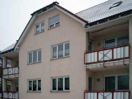 Attraktive 4-Zimmer-EG-Wohnung mit Balkon inkl. Hobbyraum in Gerstungen
