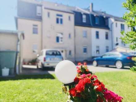Gemütliche 2-Raum-Wohnung mit großem Garten in Siegmar