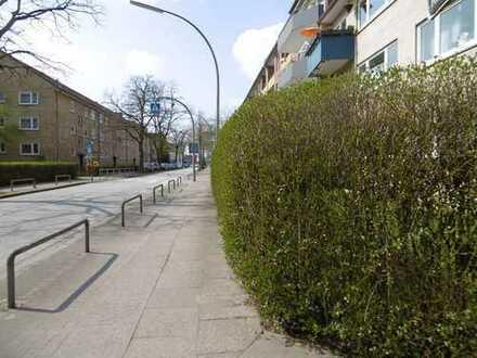 Sonnige 3 Zimmer-Wohnung in Hamburg-Wandsbek