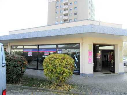 **AB SOFORT! 480 m² Ladenfläche mit großem Parkplatz zu vermieten / HEPPENHEIM**
