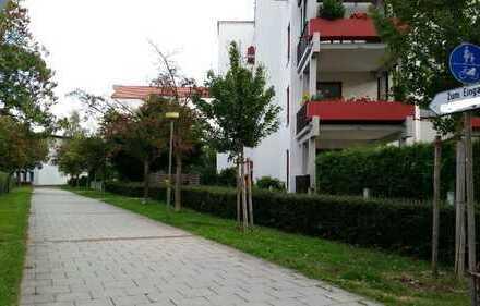 Elegante möbilierte Wohnung in Augsburg Haunstetten