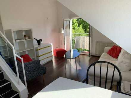 Neuwertige Wohnung mit zwei Zimmern und EBK in Welzheim