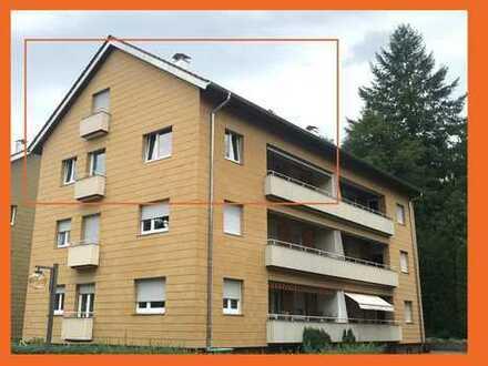 3 Zi.-Wohnung mit separatem DG-Zimmer in ruhiger, zentrumsnaher Lage in Pfullingen
