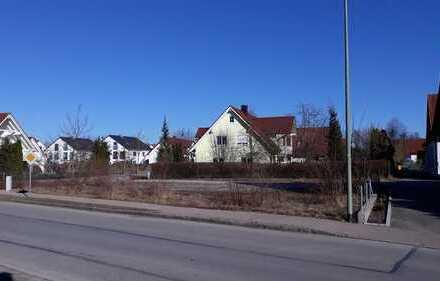 Unbebautes Grundstück in Bestlage