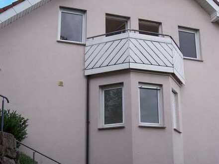 Helle 6-Zimmer-DHH mit ELW und Solaranlage in Welzheim-TO ab 01.03.2021 zu vermieten