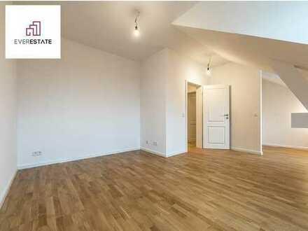 Provisionsfrei & frisch renoviert: Ruhige Singlewohnung im Dachgeschoss