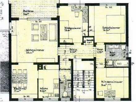 4 Zimmer Eigentumswohnung in Kreuzwertheim-Gemeindedinger – sehr gute, ruhige Wohnlage