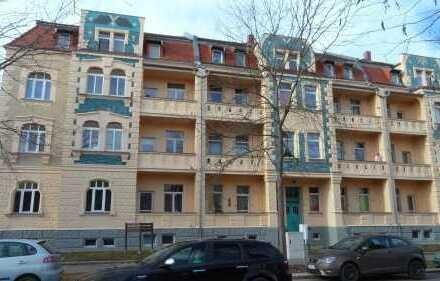 2,0-Zimmerwohnung mit Balkon!