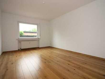 Gepflegte 3-Raum-EG-Wohnung mit Einbauküche in Münster