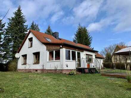 Einfamilienhaus zum Ausbauen in Seenähe