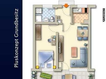 Gepflegte 2-Zimmer Wohnung!