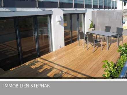 Breitbrunn am Chiemsee: 5-Zimmer-EG Whg. mit integrierter Büroeinheit