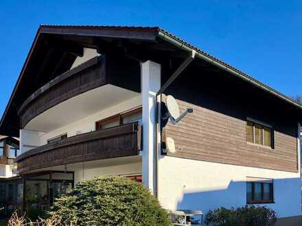 Großzügige 3-Zimmer-Wohnung mit großem Westbalkon