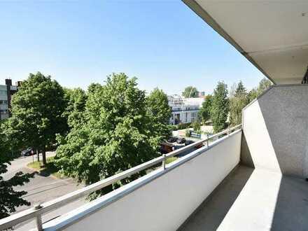 D-Derendorf! Saniertes Apartment mit modernem Bad & Balkon