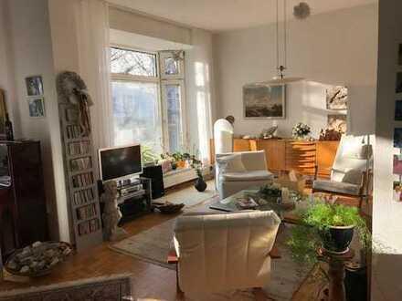 Gepflegte 3,5-Zimmer-Hochparterre-Wohnung mit EBK in Bad Oeynhausen
