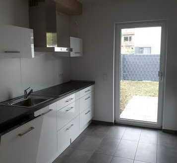 Gartenwohnung in einem freistehenden Zweifamilienhaus in D'dorf-Unterrath in ruhiger Lage