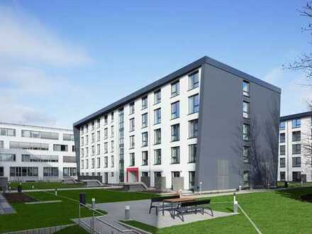 Studiapartment in Mainz-volle Kostenkontrolle mit All-In Miete+Fitness/TV/Learning Lounge on TOP