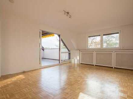 Neuwertige 4-Zimmer plus 2 Dielen - Maisonette-Wohnung mit Dachterrasse und EBK in Hannover