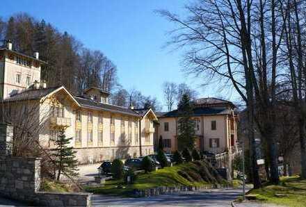 Modernisierte 2-Zimmer-Wohnung mit EBK in Berchtesgaden