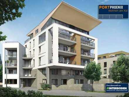 Attraktive Maisonette-Wohnung am PHOENIX See inkl. Einbauküche