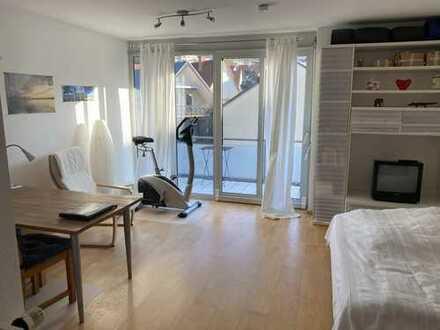 1 Zimmer Wohnung in Nußloch zu vermieten