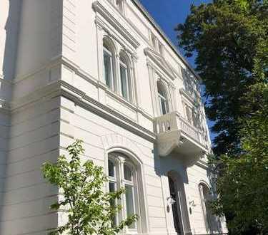 3-Zimmer repräsentative Altbauwohnung Südstadt