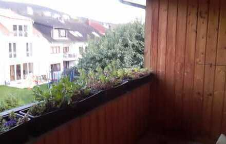 Schöne, gepflegte 2-Zimmer-DG-Wohnung in Heidelberg