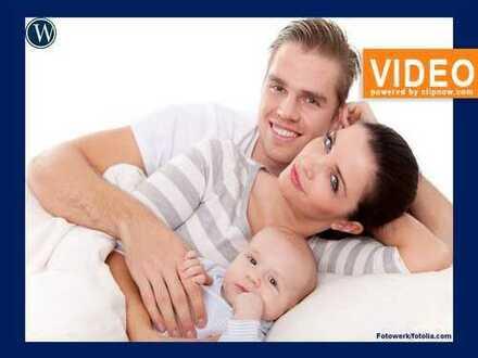 Familien willkommen!! Bezugsfertige 4 Zimmer + 98 qm + Balkon + Wannenbad + Aufzug
