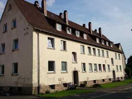 GERÄUMIGE 2-Zimmer-Wohnung   46 m²   Badezimmer mit Fenster   Gartenmitbenutzung