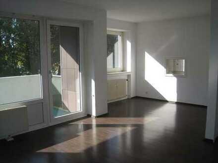 4 Zimmerwohnung mit Blick ins Grüne, Balkon und Gäste WC