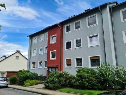 Vermietete Eigentumswohnung mit ca. 69 m² Wohnfläche, 3 Zimmer und Balkon in schöne