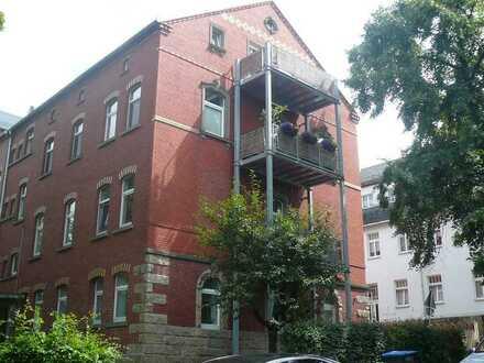 großzügige 3-Raum-Wohnung mit Balkon, ruhige Lage Nähe Zentrum
