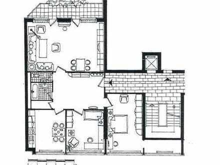 Großzügige 3 oder 4 Zimmerwohnung zur Kapitalanlage