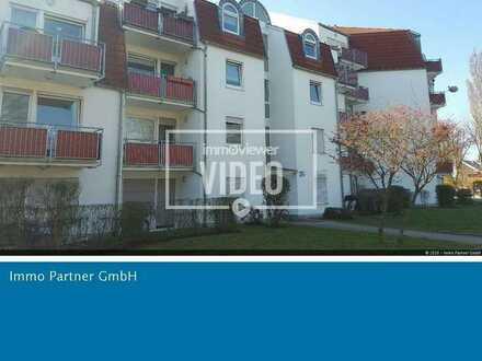 Wohnung mit Einbauküche, Kellerraum, Balkon und Tiefgaragenstellplatz in Kehl-Sundheim