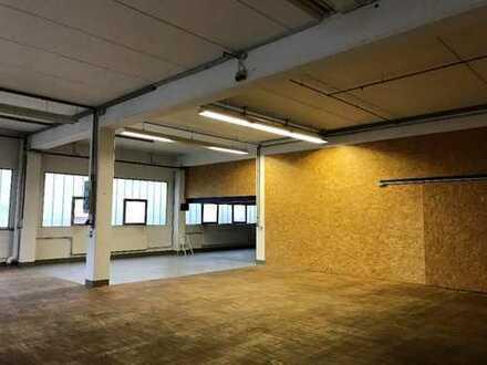 Halle mit Büros 330 + 490 m² Donzdorf