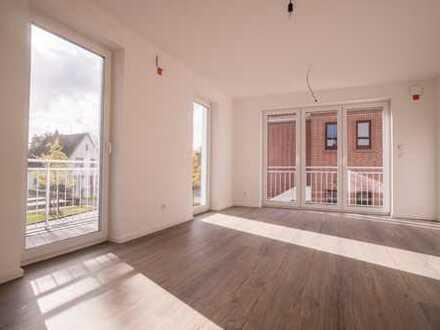Erstbezug mit 2 Balkonen: tolle 2-Zimmer-Wohnung in Bürgerfelde